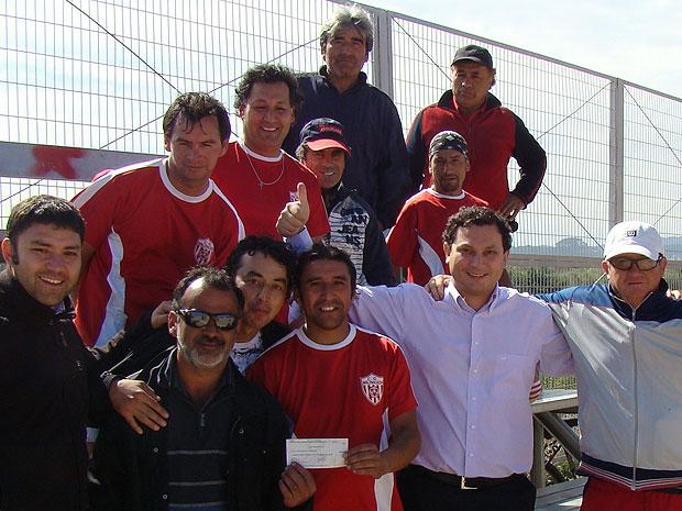 Aporte para Club Deportivo Balmaceda y Las Torres