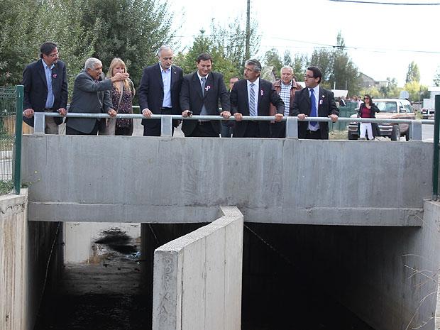 Canalización Canal Papen