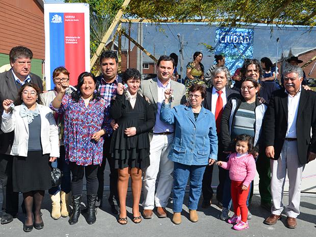 Nuevos barrios, nuevos sueños para San Pedro de la Paz