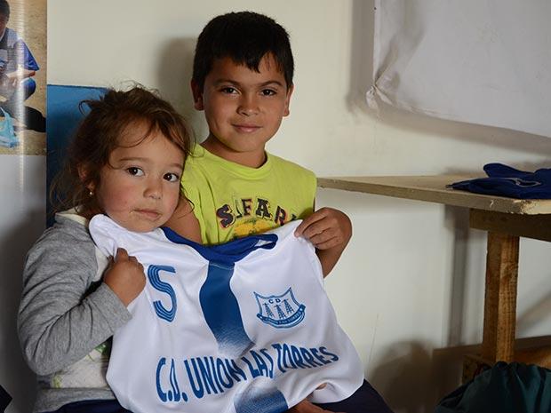 Implementación para Club Unión Las Torres