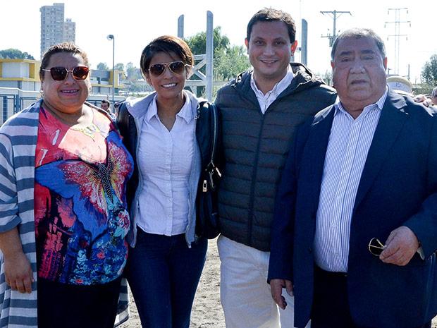 Viviendas para vecinos de Aurora de Chile
