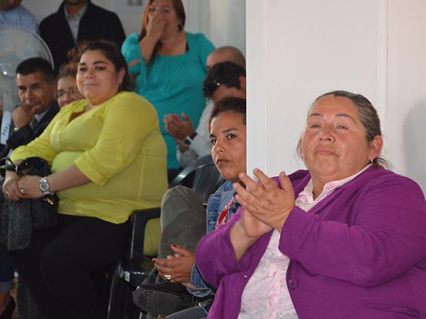 Mejoramiento de viviendas para 547 familias de Coronel
