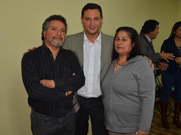 Más seguridad para JJVV Raúl Silva Henríquez