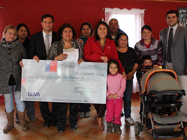 Proyectos para Nueva Villa Padre Hurtado