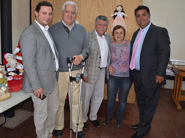 """Mejorando la sede y entorno de la Junta de Vecinos """"Los Héroes"""""""