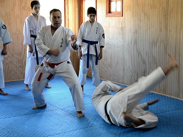 Impulsando el Karate en San Pedro de la Paz