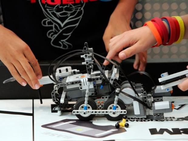 Creando redes para impulsar los talentos en Robótica